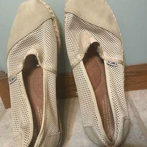 Tons mesh sandals